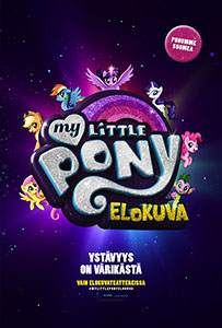 My Little Pony elokuva